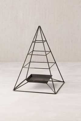 Magical Thinking Pyramid Jewelry Stand - Black - Urban Outfitters