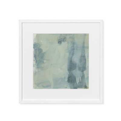 Blue Sky Abstracts, D - Williams Sonoma