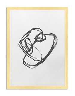 """Catherine Jones, Orbit 18"""" x 24"""" framed - One Kings Lane"""