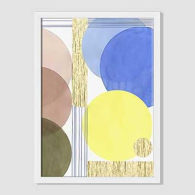 Roar + Rabbit Print -  Bubbles of Change - West Elm