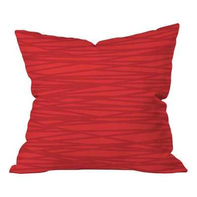 Khristian A Howell Rendezvous Throw Pillow - 16 x 16  Fill:Polyester/Polyfill - AllModern