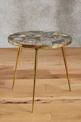 Agate End Table - Anthropologie