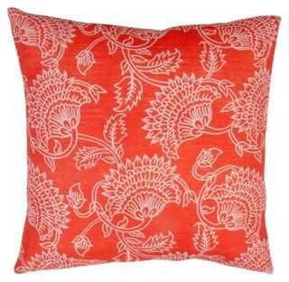 Montagu Cotton Pillow - One Kings Lane