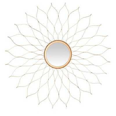 Safavieh Sunflower Wall Mirror - Target
