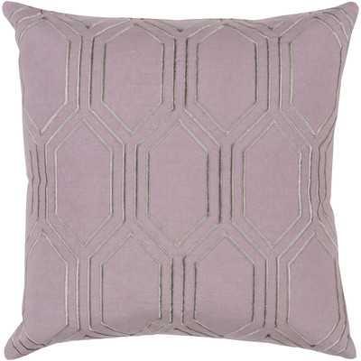 Skyline Diamond Linen Throw Pillow - Wayfair