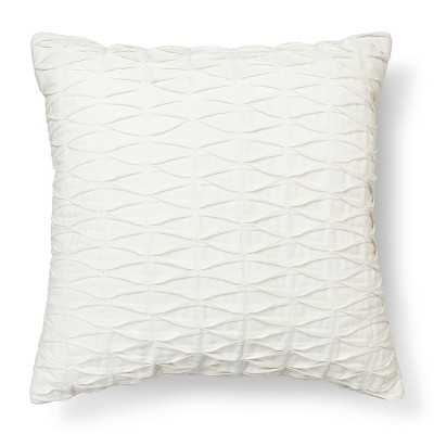 Threshold™ Pleated Square Pillow - Target