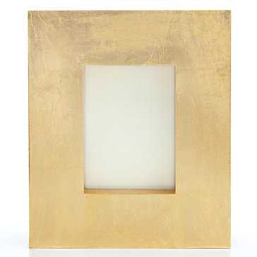 "Arcadia Frame - 5"" x 7"" - Gold - Z Gallerie"