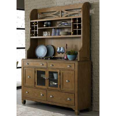Town and Country China Cabinetby Liberty Furniture - Wayfair