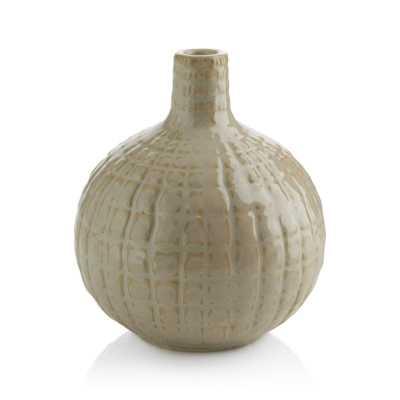 Hagen Short Vase - Crate and Barrel