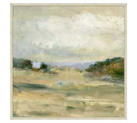 VIEW OF THE VALLEY WALL ART - 44x44 - Framed - Pottery Barn