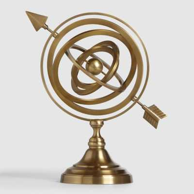 Armillary Sphere - World Market/Cost Plus