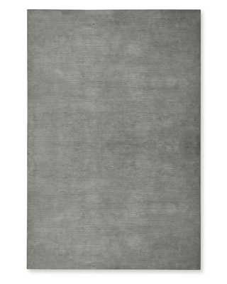 Textured Solid Rug -8' x 10 - Williams Sonoma
