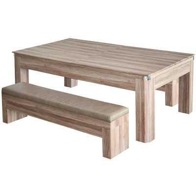 Newport 7' Pool Table Combo Set - Wayfair