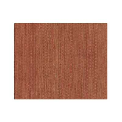 Tochi Coral Orange Rug - Crate and Barrel