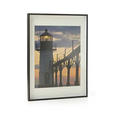Benson 11x14 Picture Frame - Crate and Barrel