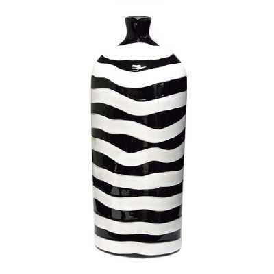 Kendra Bottle Vase - Wayfair
