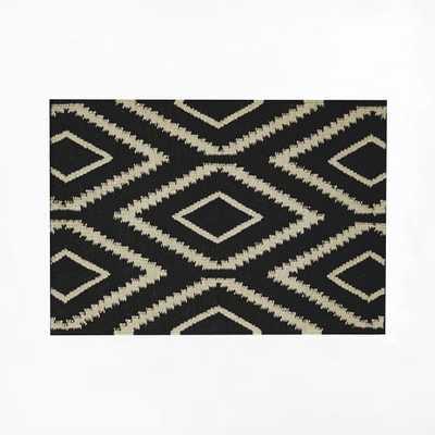 Kite Wool Kilim - 2' x 3' - West Elm
