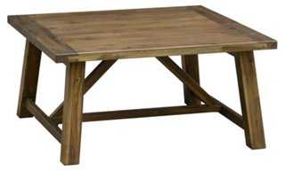 Joffrey Square Coffee Table - One Kings Lane