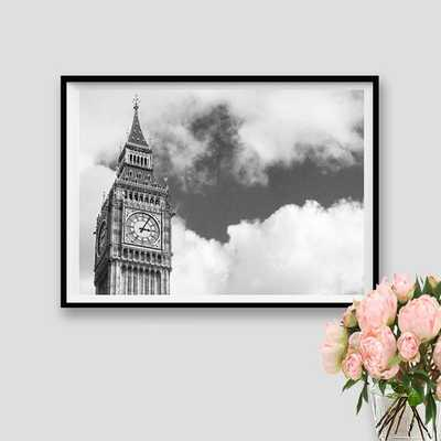 Printable London Big Ben Print Panorama London - Ikea