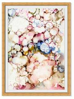 "Andrea Pramuk, Soft Tones -  18""W x 24""H - Framed - One Kings Lane"