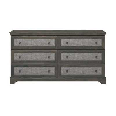 Altra Stone River 6 Drawer Dresser - Overstock