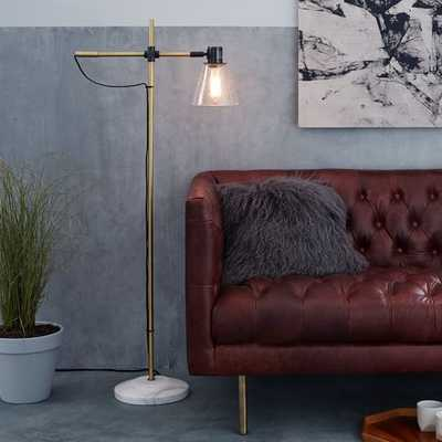 Factory Task Floor Lamp - West Elm