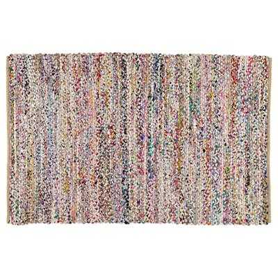 8 x 10' Color Fusion Rug (Pink) - Land of Nod