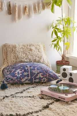 Magical Thinking Iman Worn Carpet Oversized Pillow - Urban Outfitters