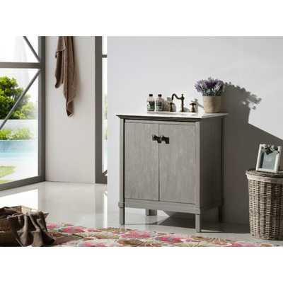 "30"" Bathroom Vanity Set - AllModern"