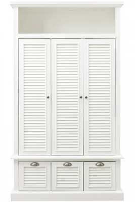 SHUTTER CLOSED LOCKER STORAGE - Home Decorators