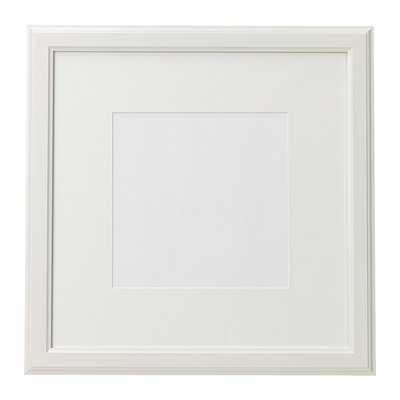 "VIRSERUM Frame, white - 19 ¾ x 19 ¾"" - Ikea"