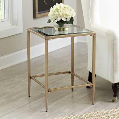 Nash Square Side Table - Wayfair