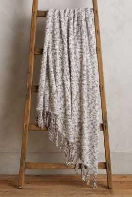 Knit Confetti Throw - Anthropologie