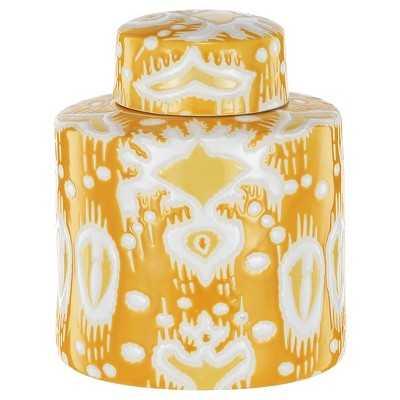 A&B Home Ceramic Jar With Lid - Target