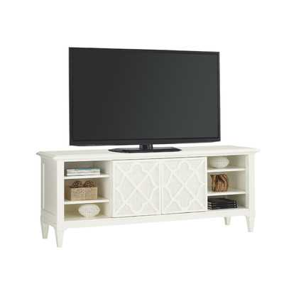 Ivory Key TV Stand - Wayfair