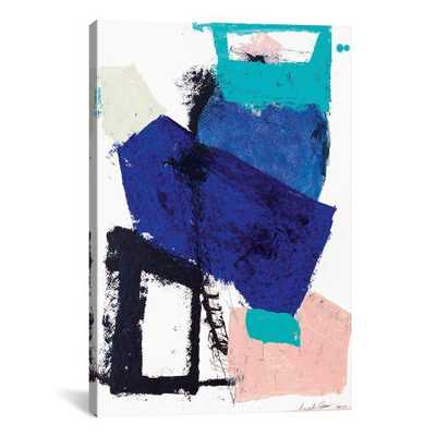 Wrapped Canvas Print-18 x 26 , .75 w-Unframed - Domino