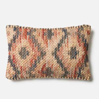Lumbar Pillowby Loloi Rugs - Wayfair