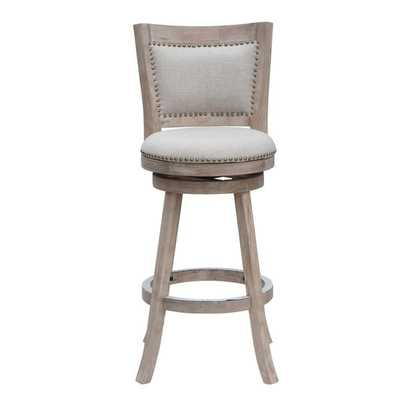 Melrose 29-inch Swivel Bar Stool - Overstock