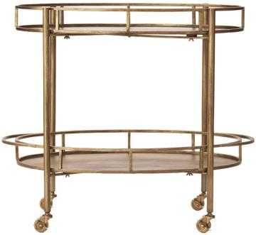 Eliza Bar Cart - Home Decorators