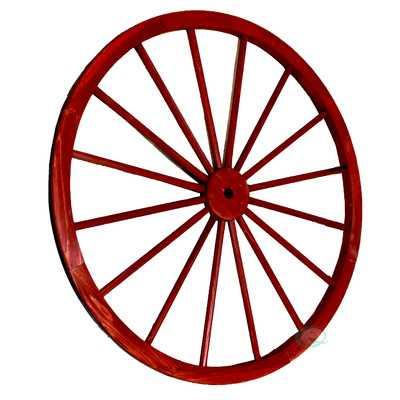 Decorative Antique Wagon Garden Wheelby Quickway Imports - Wayfair