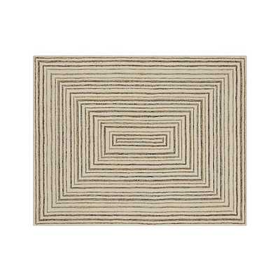 Ellwood Wool-Blend Rug - Crate and Barrel