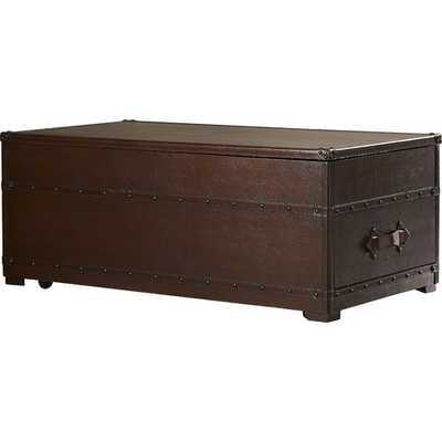 Plaistow Coffee Table Trunk - Wayfair
