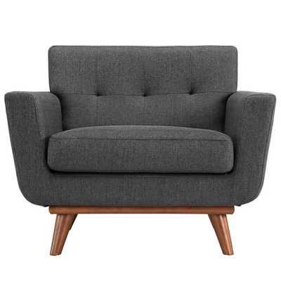 Engage Arm Chair - Gray - AllModern