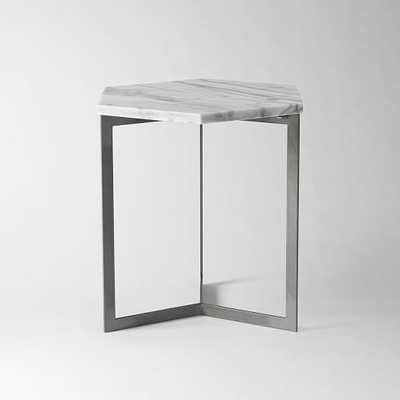 Hex Side Table - West Elm