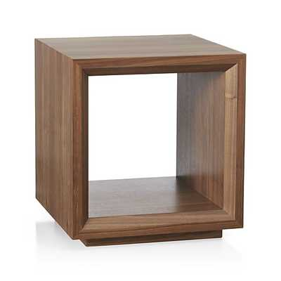 Sanders Cube - Crate and Barrel