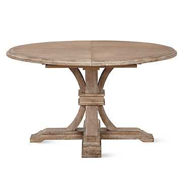 Archer Extending Dining Table - Round - Z Gallerie