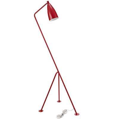 Askance Floor Lamp - Domino