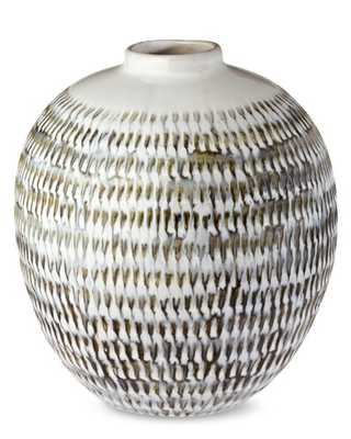 Cowrie Ceramic Vessels, Small - Williams Sonoma