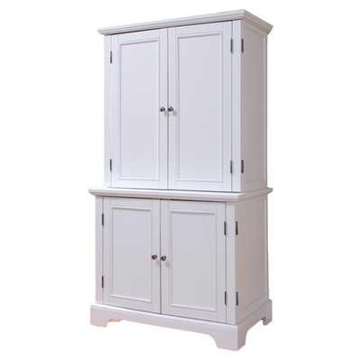 Naples Armoire Desk - Wayfair