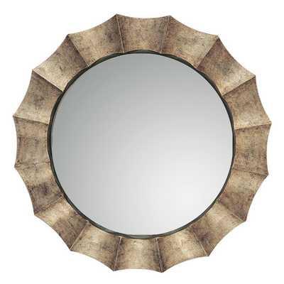 Gotham Sunburst Wall Mirror by Uttermost - AllModern